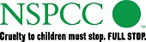 NSPCC - cruelty to children must stop. FULL STOP.